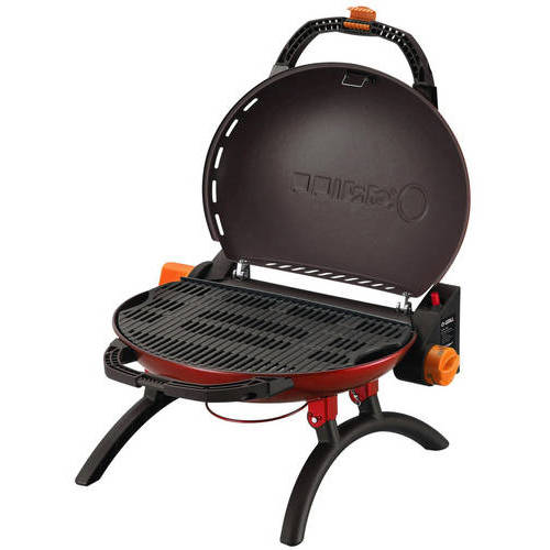 O-Grill 9,500 BTU Portable Propane Grill Stoneman Sports, O-500BK, 165 sq in Grill Space, Available in Multiple Colors