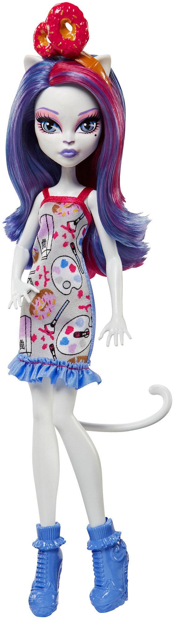 Monster High Catrine Demew Doll by Mattel