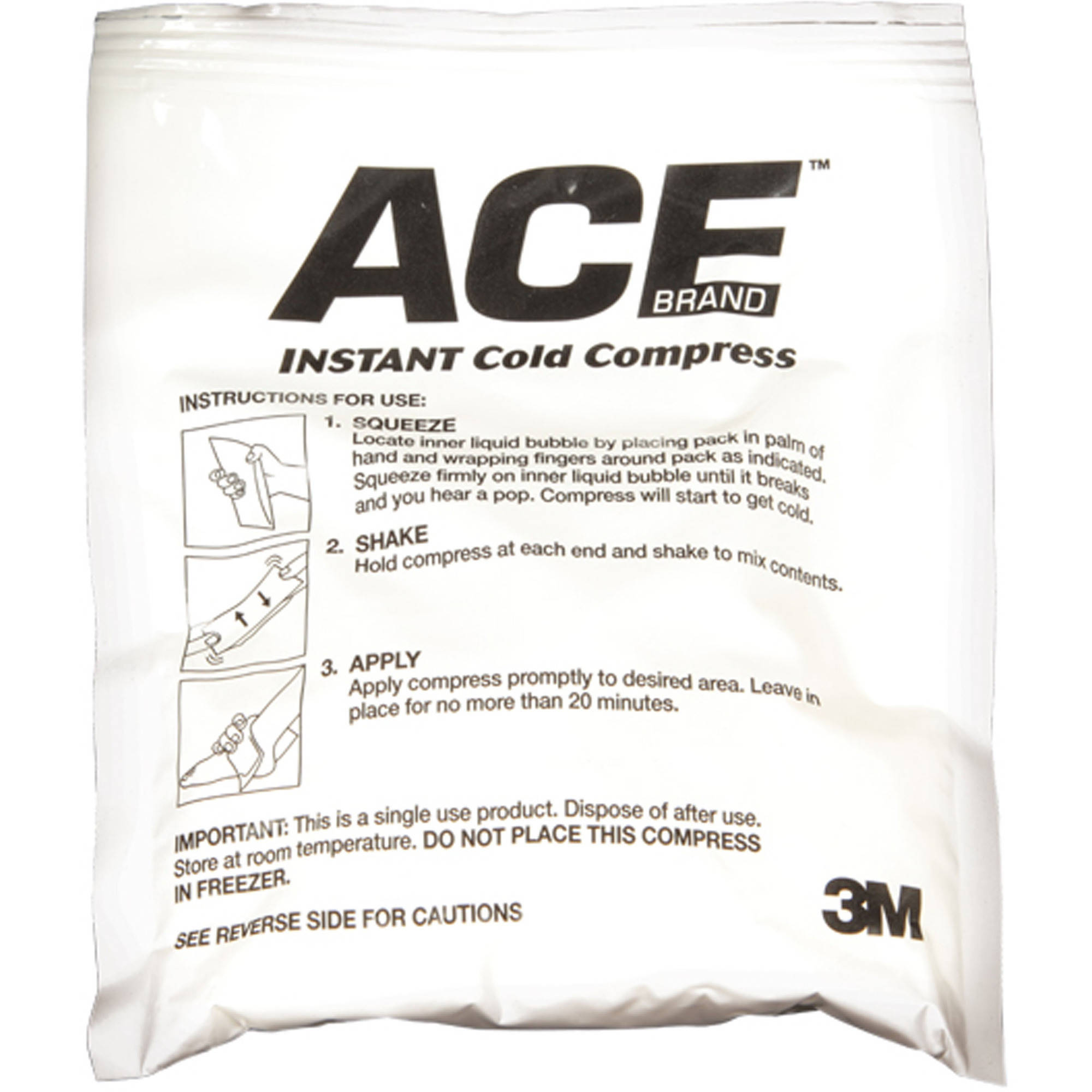 ACE Instant Cold Pack, 906001