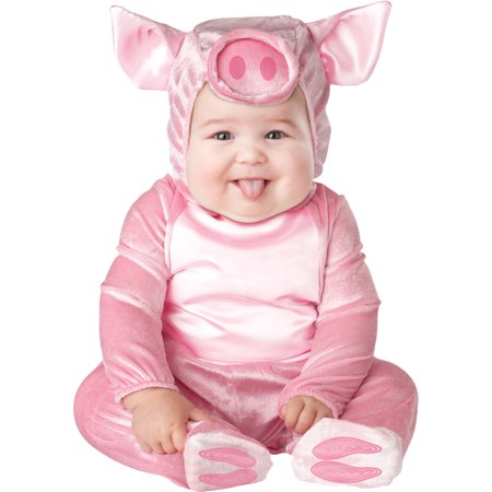 Morris Costumes This Little Piggy 2B 12-18Month, Style IC16012TS](Little Piggy Costume)