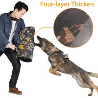 4 Layer Thicken Dog Bite Sleeves Police Dog and Pet Training Protecter, Protect from Animal Bites