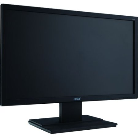 Acer V EPEAT Gold, White LED backlight LCD, 24 in wide, 1920 x 1080, 16:9, 1000: - image 2 of 2