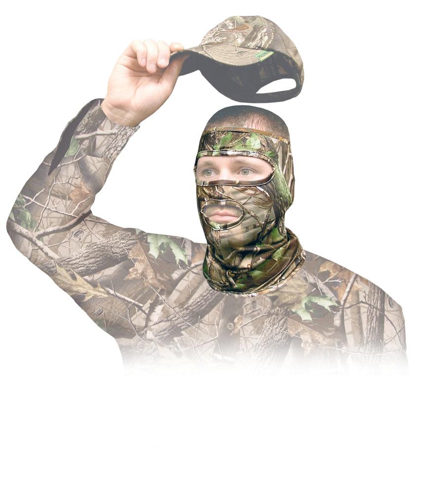 Primos Stretch, Fit 3 4 Mask, Realtee APG HD by Primos