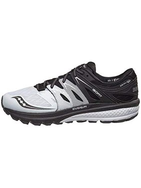 Product Image Saucony Women s Zealot Iso 2 Reflex running Shoe, White Black Sil,  10 dbf75aa0fc