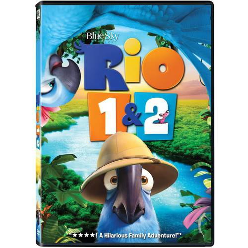 Rio 1 / Rio 2 (Widescreen)