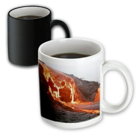 3dRose Red Hot Lava Flow, Magic Transforming Mug, - Lava Flow Recipe