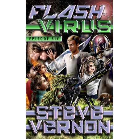 Flash Virus: Episode Six - Bigfoot's Story -