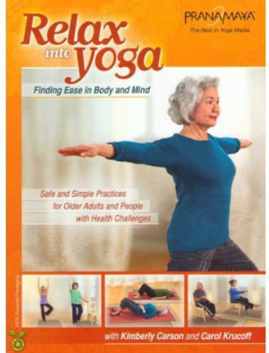 PRANAMAYUA-RELAX INTO YOGA SAFE & SIMPLE PRACTICES FOR OLDER ADULTS(DVD) (DVD) by BayView