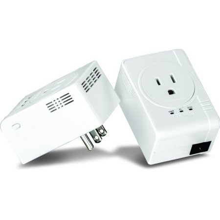 Trendnet Tpl 407E2k 500Mbps Nano Powerline Av Kit