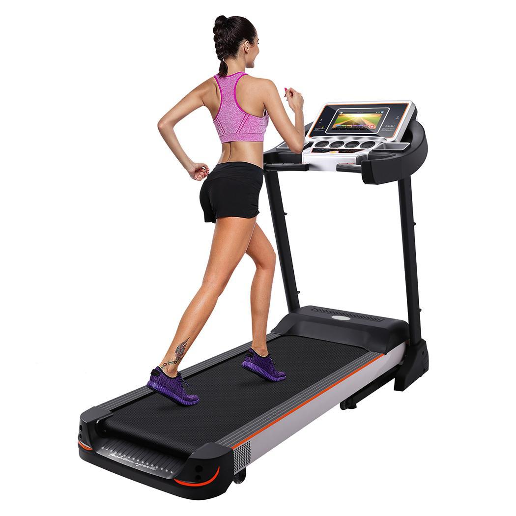 NEW Electric Treadmill  Merry Christmas  Skateboard as a ...
