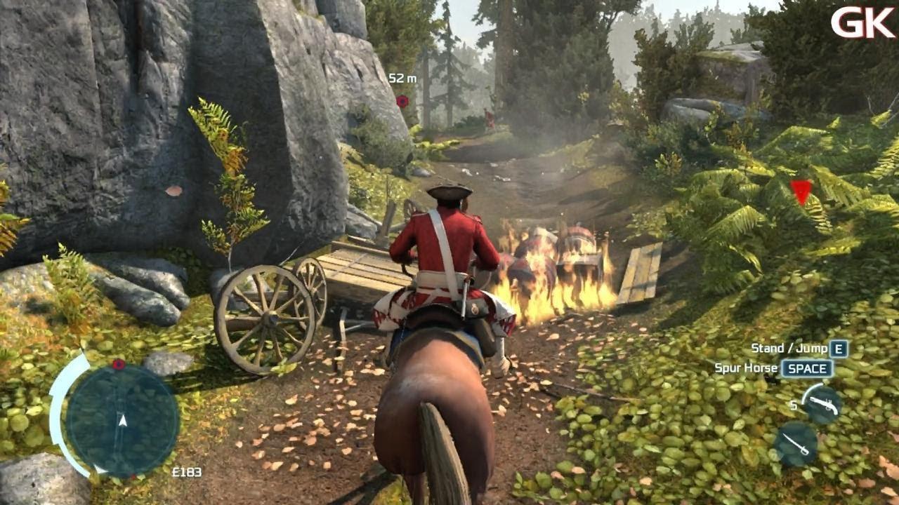 Refurbished Sony Playstation 3 Ps3 500gb Assassin S Creed Iii 3