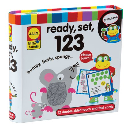 Alex Toys Little Hands Ready  Set  123