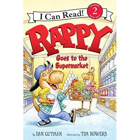Rappy Goes to the Supermarket (I Can Read Level 2) - image 1 de 1