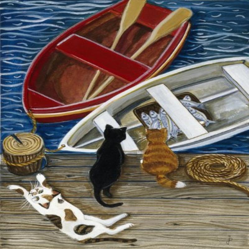 Ravensburger Curious Kitties - 500 Piece Puzzle