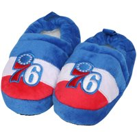 Philadelphia 76ers Toddler Color Block Close Back Slippers