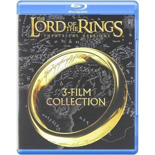 Lord of the Rings Theatrical   Battle of the Five (Blu-ray) by