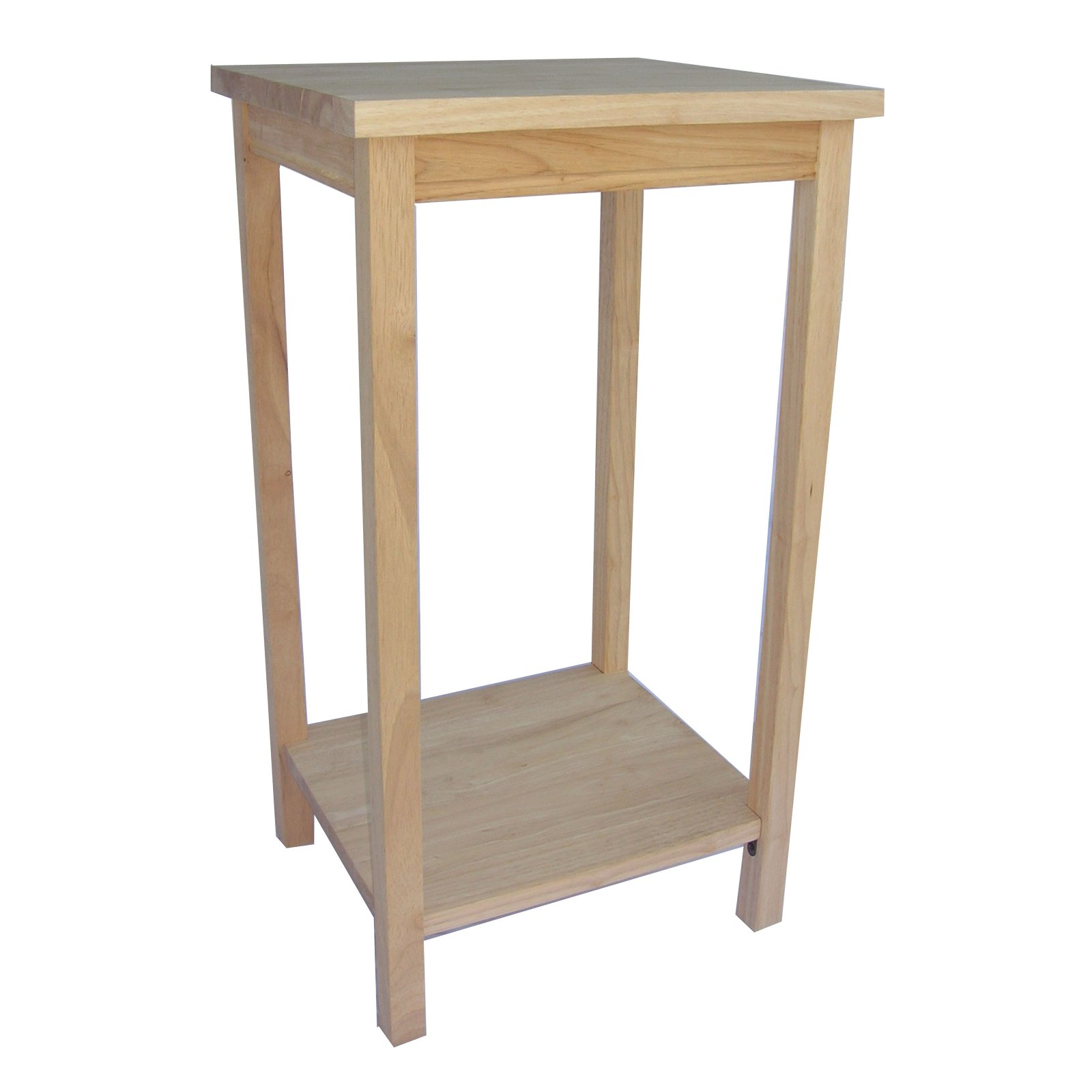 International Concepts Ot-42 Portman Accent Table, Ready To Finish