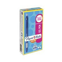 Paper Mate Gel Pens | InkJoy Pens, Fine Point, Assorted, 8 Count