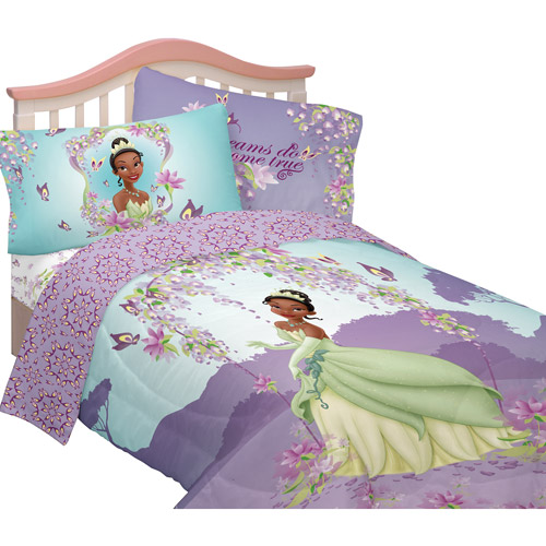 Disney The Princess and the Frog Reversible Comforter