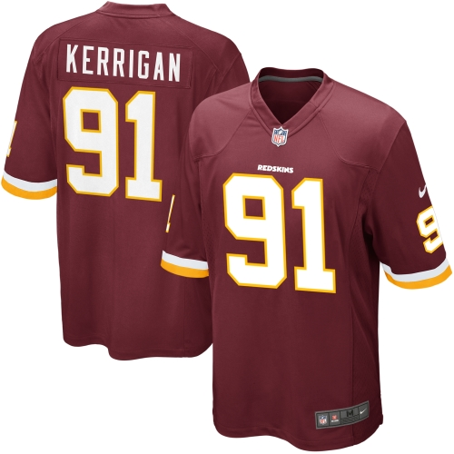 Ryan Kerrigan Washington Redskins Nike Game Jersey - Burgundy