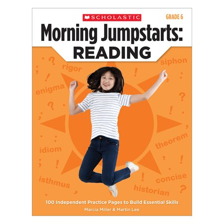 Morning Jumpstarts Reading Gr 6 - image 1 de 1