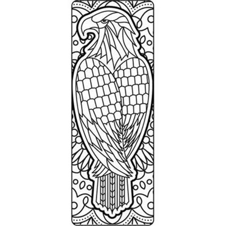 Happy Halloween Bookmarks (Warner Press 19518X Bookmark-Happy Fathers Day Coloring Bookmark - Isaiah 40 - 31, Pack of)
