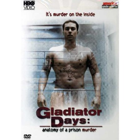Gladiator Days: Anatomy Of A Prison Murder - Walmart.com