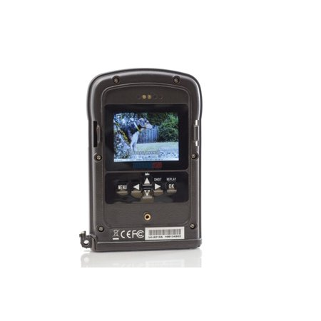 Outdoor Video Still Camera Motion Heat Activated Plug Play Battery - image 2 of 7