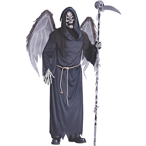 Winged Reaper Adult Halloween Costume
