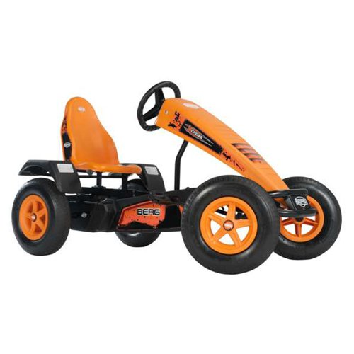 Berg USA X-Cross BFR 3 Pedal Go Kart Riding Toy