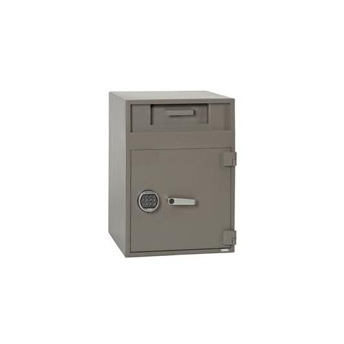 SoCal Safe F-2820 Depository Safe - Gray