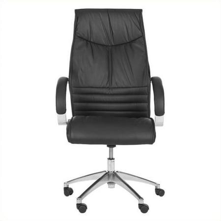 Safavieh Martell Desk Office Chair in Black - image 1 de 1