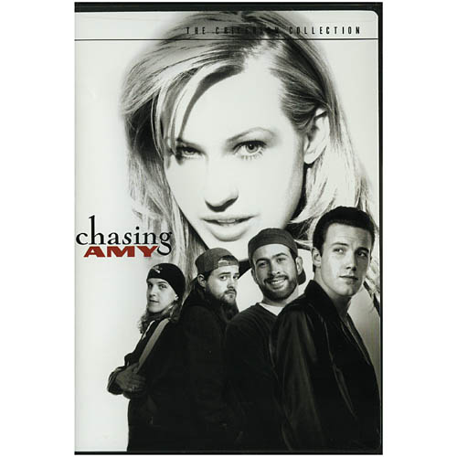 CHASING AMY [DVD] [CRITERION COLLECTION] [WIDESCREEN] [1997] [MULTILINGUAL] [REGION 1]