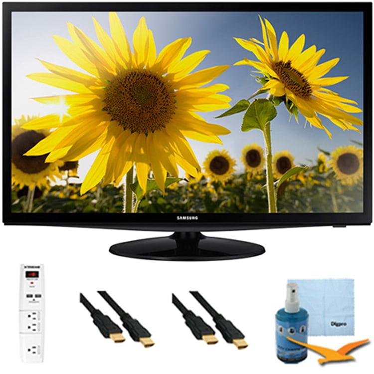 "Samsung 28"" Slim LED HD 720p TV Clear Motion Rate 120 Plu..."