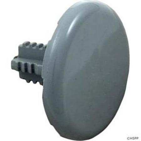 Waterway Plastics 672-2137 Low - Profile Air Injector Cap - Gray