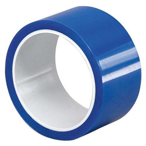 3M PREFERRED CONVERTER 8902 Film Tape, Polyester, Blue, 4 In. x 10 Yd.