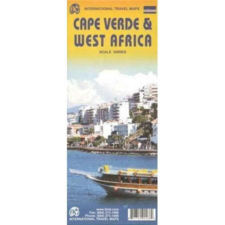 Cape Verde & West Africa itm r/v (r) (Map)