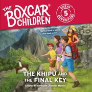 The Khipu and the Final Key - Audiobook
