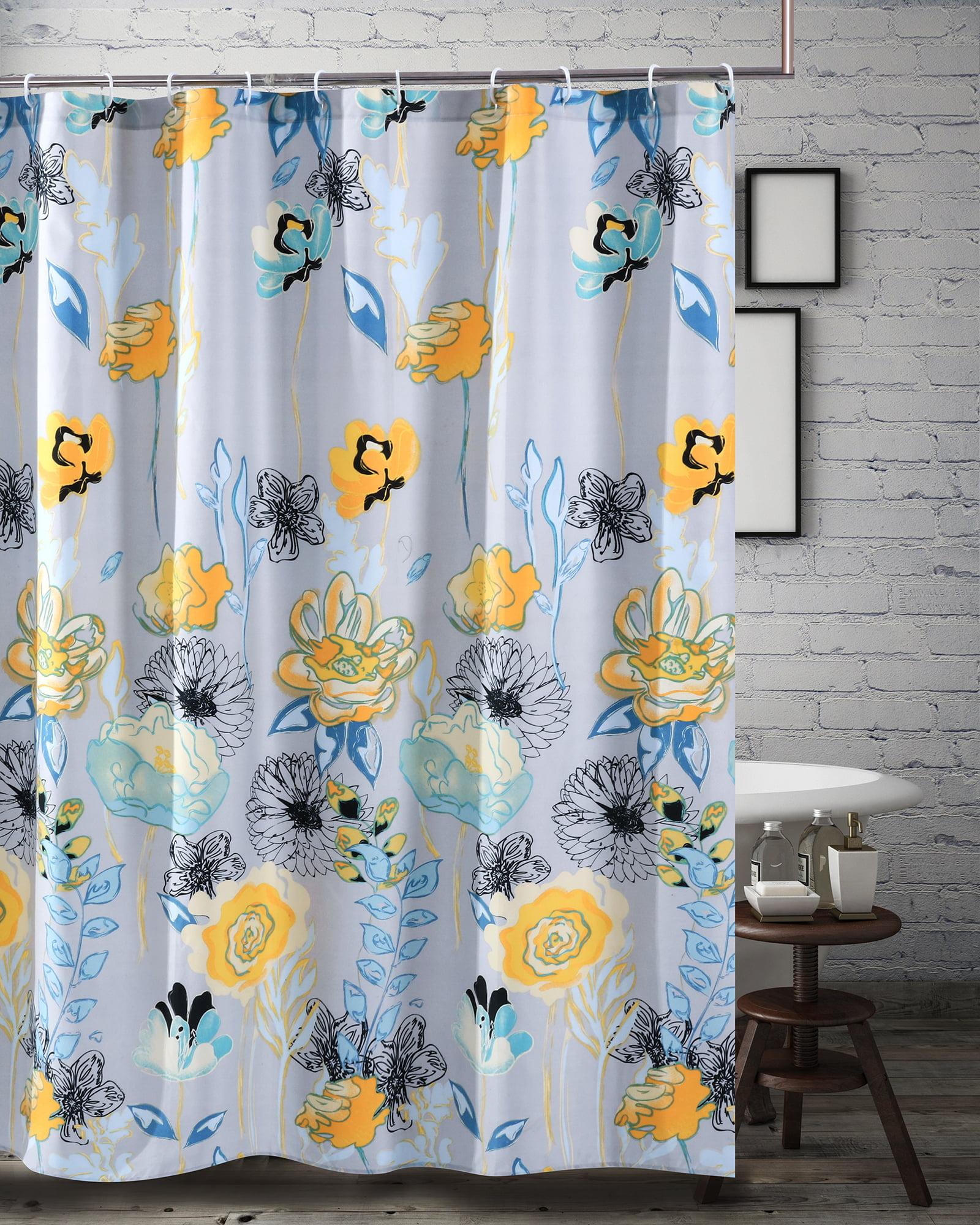 72x72-inch Greenland Home Moose Creek Shower Curtain Multi