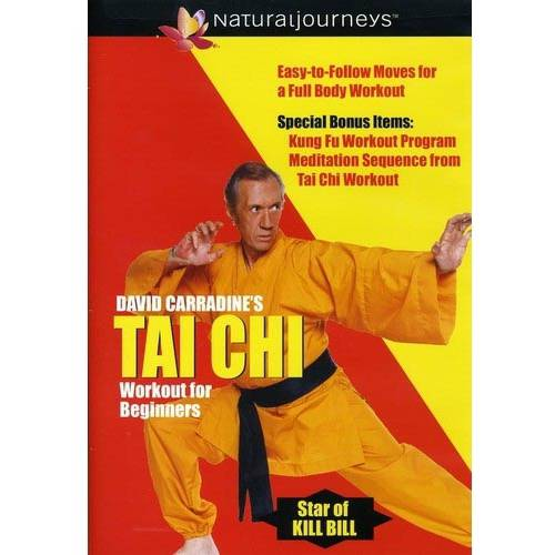 David Carradine's T'ai Chi Workout For Beginners