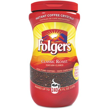 - JM Smucker Folgers  Coffee, 16 oz