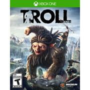 MAXIMUM GAMES Troll and I - Preowned (XBX1)