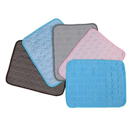 Waterproof Cloth Pet Cooling Mat for Summer Dog Cat Summer Slpeeping - image 3 of 8