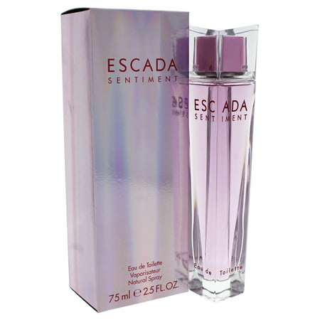 Escada Women Eau De Toilette (Escada Sentiment Eau de Toilette Spray For Women 2.5 Oz )