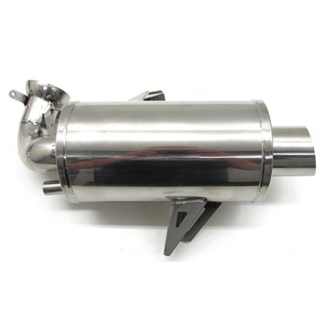 SNO Stuff 331-412 Rumble Pack Single Canister Silencer