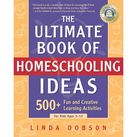 The Ultimate Book of Homeschooling Ideas : 500+ Fun and Creative Learning Activities for Kids Ages 3-12](Halloween Kid Ideas Pinterest)