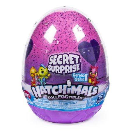 Hatchimals CollEGGtibles Secret Surprise Playset with 3 Hatchimals Blind Pack
