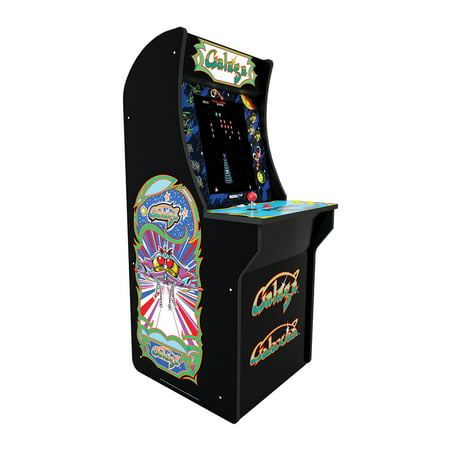 Galaga Arcade Machine, Arcade1UP, 4ft (Walmart Exclusive)