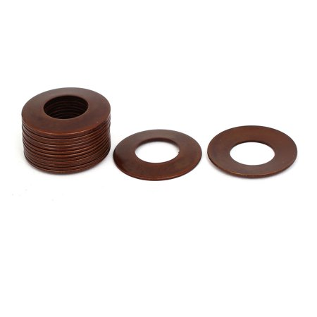 Belleville Washer - 25mm Outer Dia 12.2mm Inner Dia 0.9mm Thickness Belleville Spring Washer 15pcs