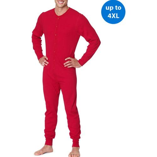 Hanes Big Men's X-Temp Thermal Underwear Unionsuit by Hanes